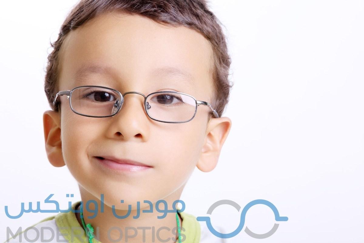 5643082f5 النظارات الطبية للأطفال وكيفية التعامل معهم وإقناعهم بإرتدائها