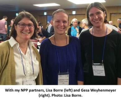 Photo: GLEON network partners. Credit: Lisa Borre.
