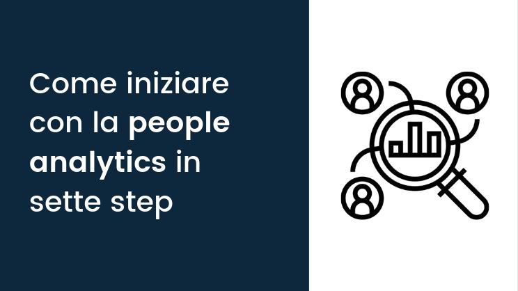 come iniziare con la people analytics