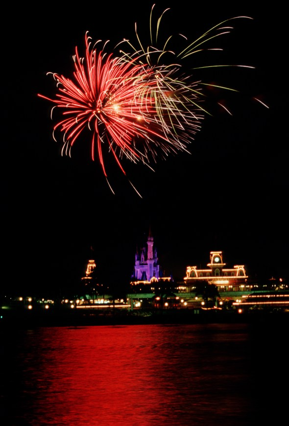 Ferrytale Wishes: A Fireworks Dessert Cruise