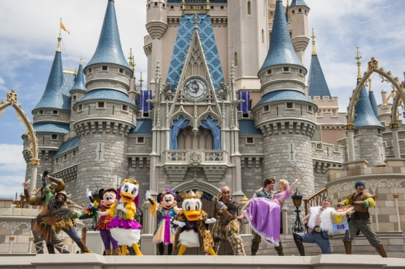 Mickey's Royal Friendship Fare