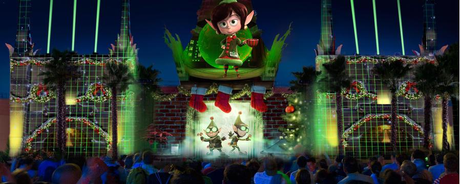 Jingle Bell, Jingle Bam!