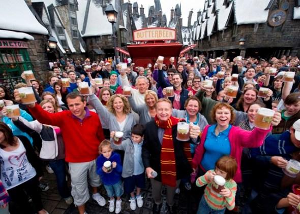 A Harry Potter Celebration!