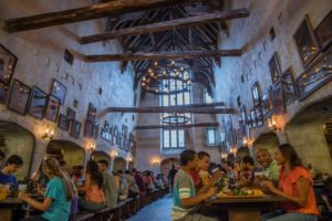 The Leaky Cauldron