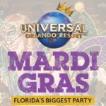 Mardi Gras at Universal has Officially Started!