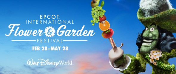 International Flower & Garden Festival to Return to Epcot!