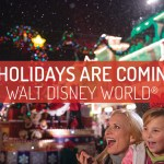 The Holidays Are Coming to Walt Disney World®