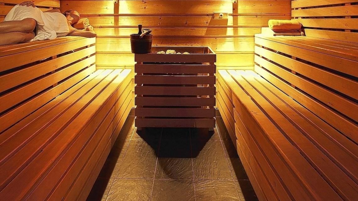 A melhor época para se fazer sauna!
