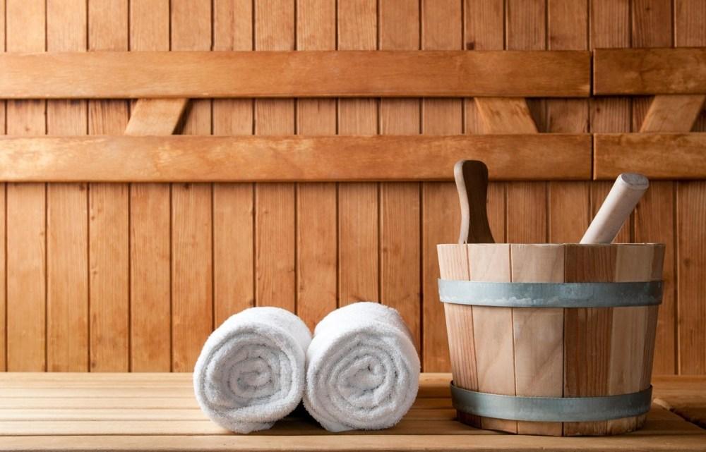 Os benefícios da prática de Sauna