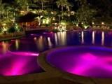 led para piscinas