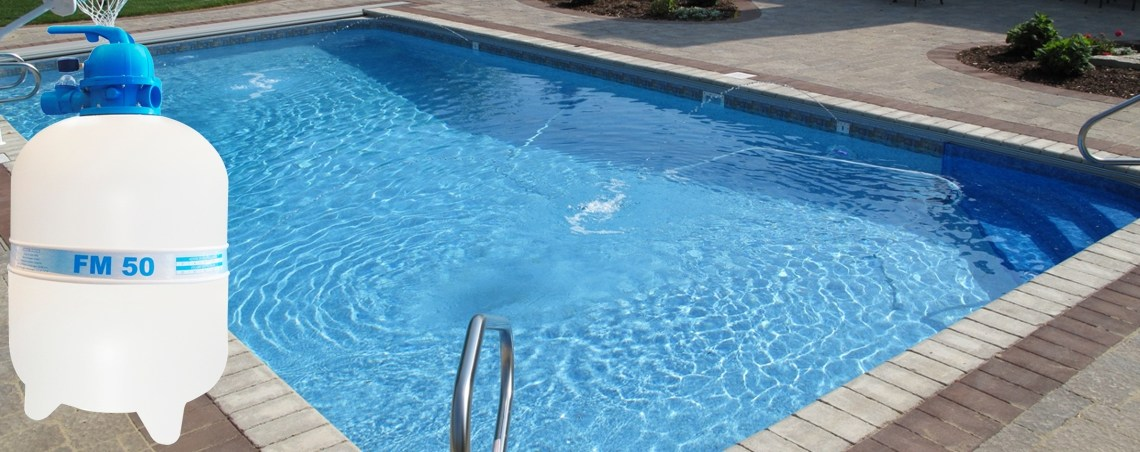 Encontrando o filtro ideal: como calcular a vazão do filtro para piscina