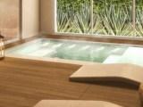 como limpar a sauna