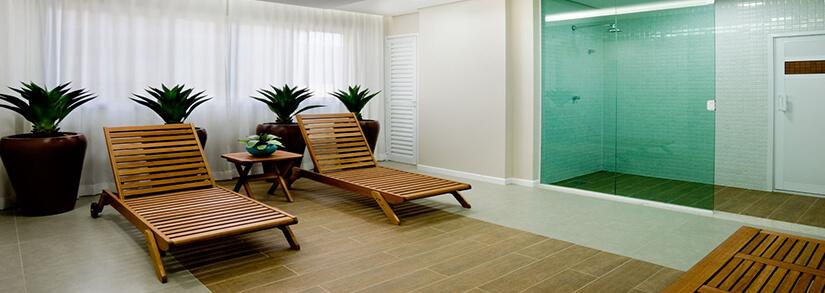 Como escolher a sauna ideal para a sua casa