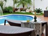acessórios para decorar piscinas