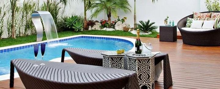 Acessórios para decorar piscinas: tudo o que você precisa saber!