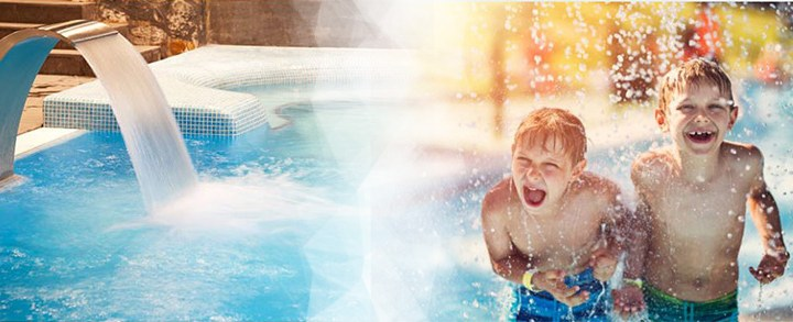 3 modelos de cascatas para piscina que você precisa conhecer