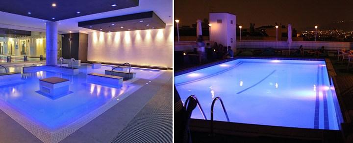 5 modelos incríveis de LED para piscina