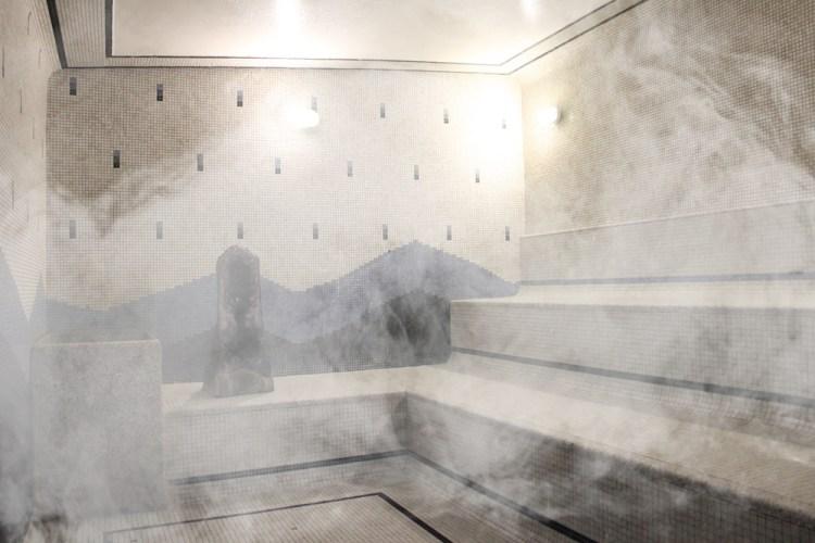Sauna à vapor