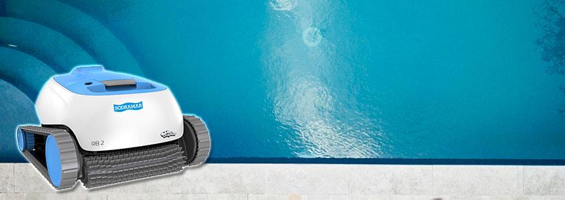 Saiba mais sobre o robô de limpeza de piscina