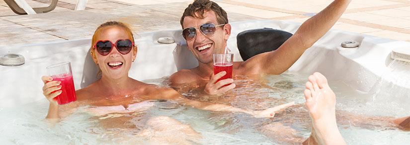 8 coisas que você nunca deve fazer na sua banheira de hidromassagem