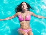 Temos que adicionar mais cloro na piscina no verão