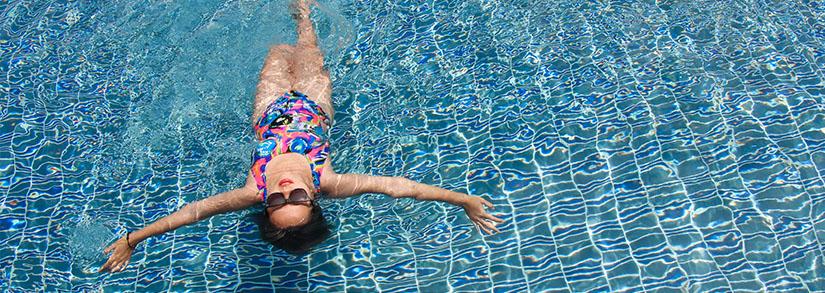 Aquecimento para piscina com economia