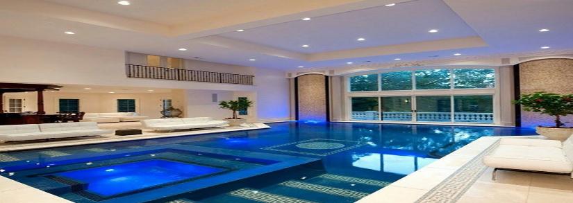 5 vantagens de ter uma piscina coberta