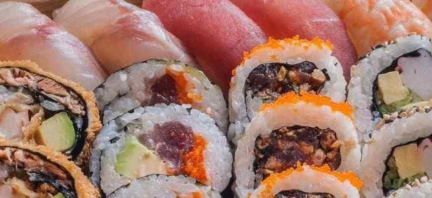 los 10 mejores restaurantes de sushi en Madrid - Glovo