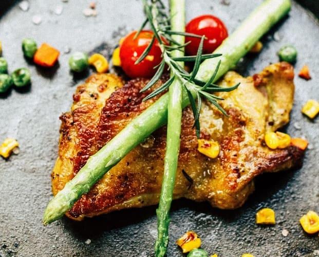 pollo proteico