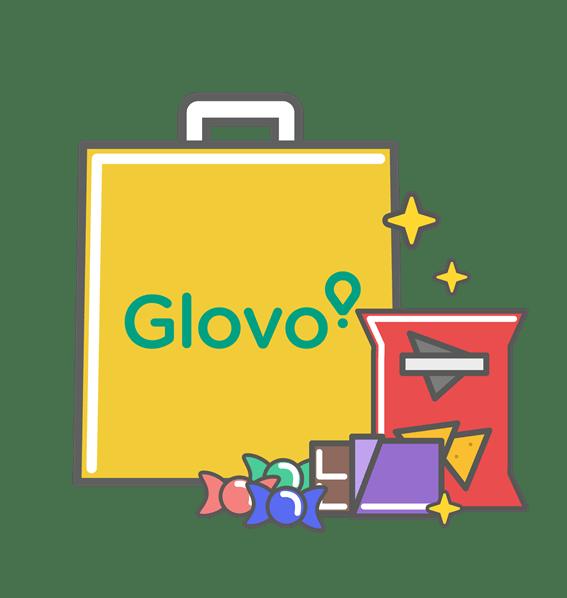 La tarjeta regalo de Glovo es una idea original como regalo para el día de la madre