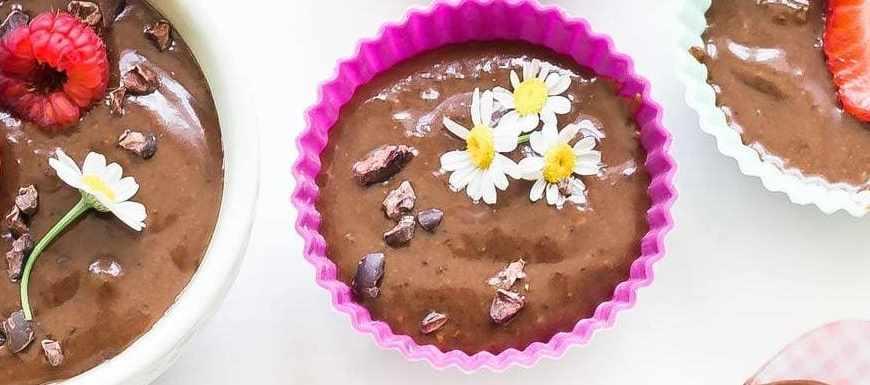 receta de mousse de turrón y chocolate - Glovo