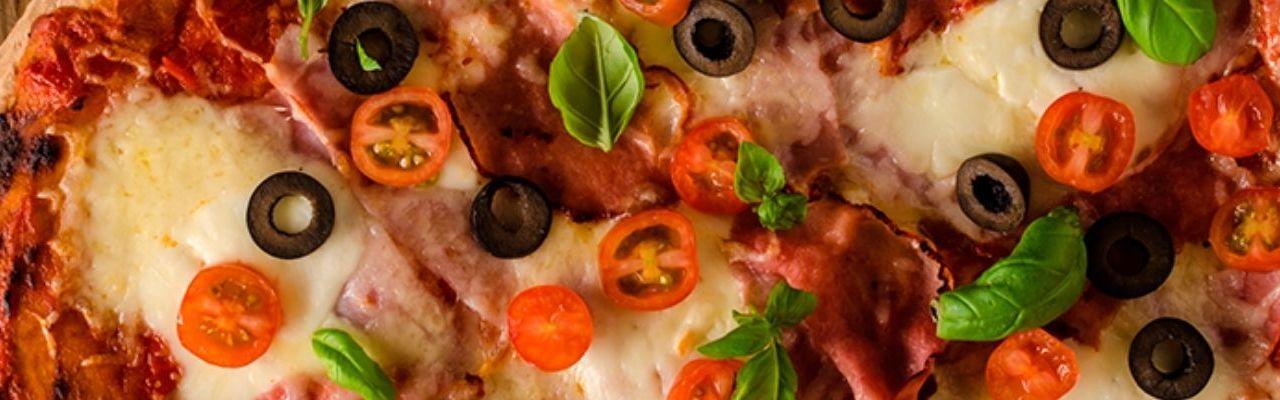10 najlepszych lokali z pizzą na dowóz w Gdańsku