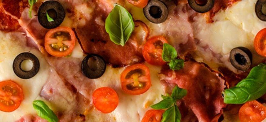 Pizza a domicilio en Barcelona