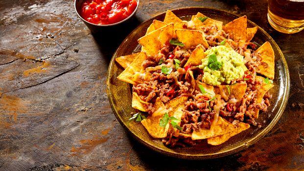 Platos típicos de la cocina mexicana a domicilio en Valencia