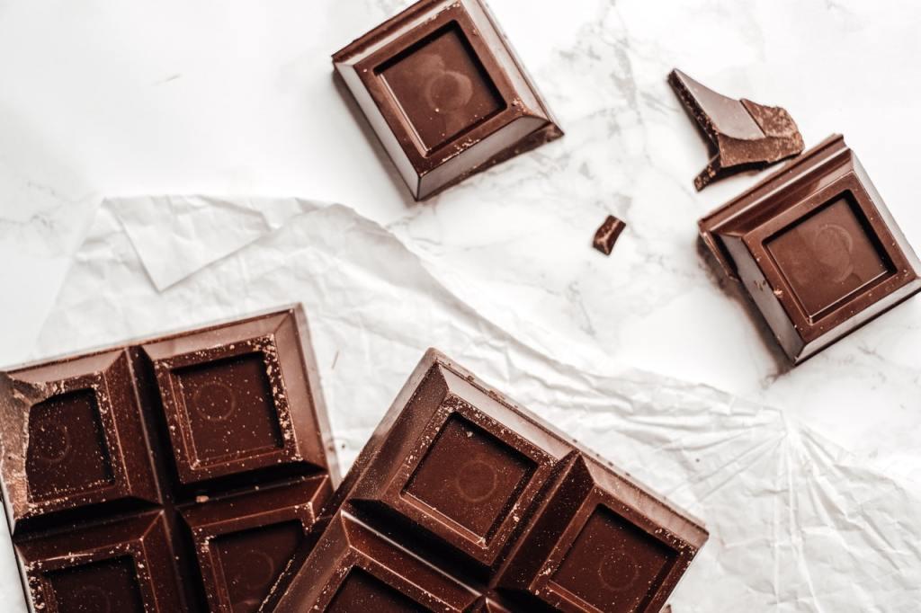 Il cioccolato è un dolce regalo per la festa della mamma