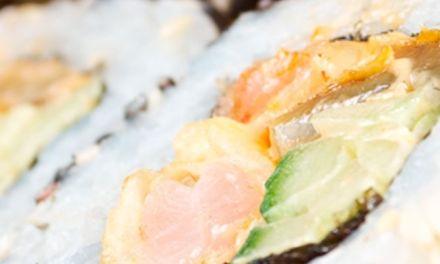 El mejor sushi de Sarrià está disponible a domicilio y para llevar