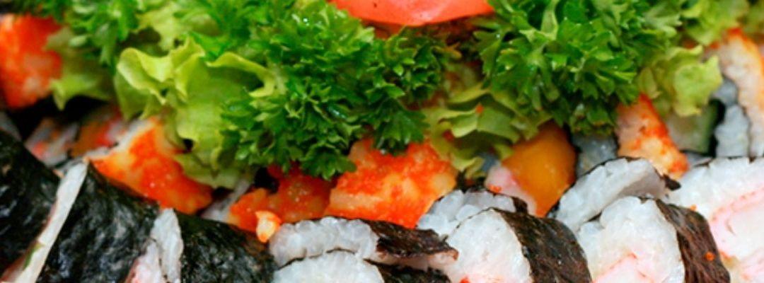Los mejores restaurantes de sushi a domicilio en Chueca