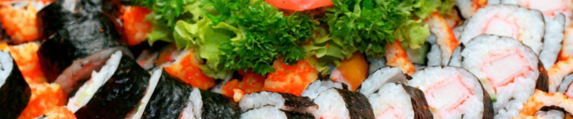 El mejor sushi a domicilio en Chueca