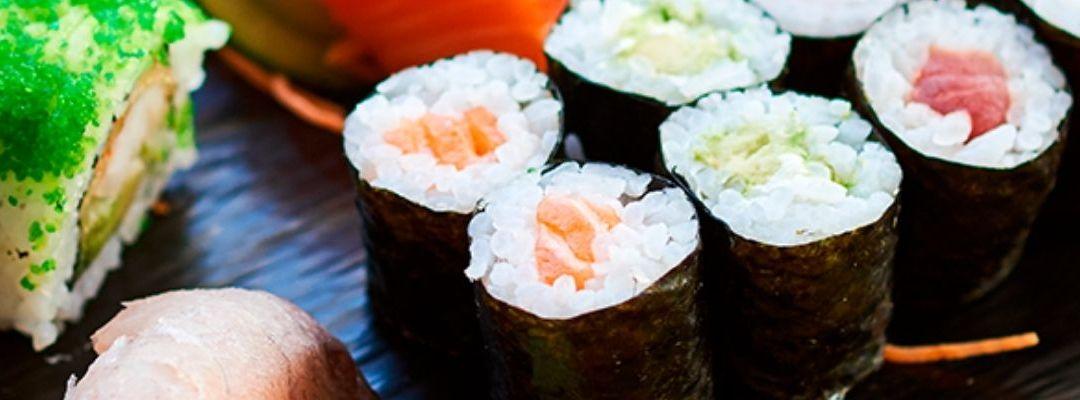 Comandă sushi în Cluj: alege combinații îndrăznețe