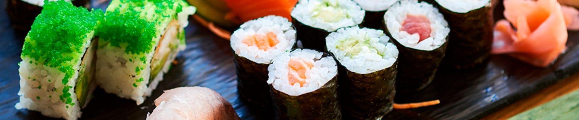 El mejor sushi a domicilio en Malasaña