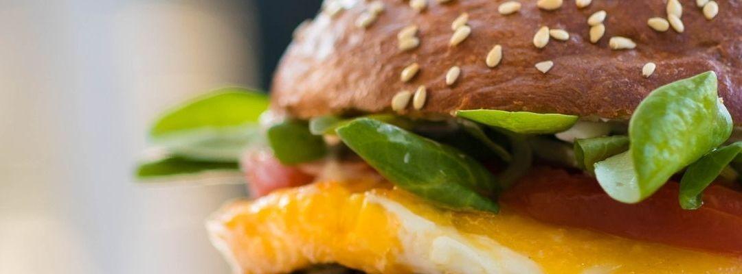 I 10 migliori hamburger a domicilio a Bologna