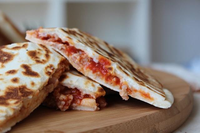 receta de la pizza calzone