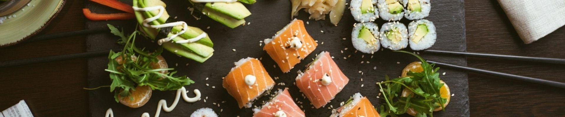 I 10 migliori ristoranti di sushi a domicilio a Bologna