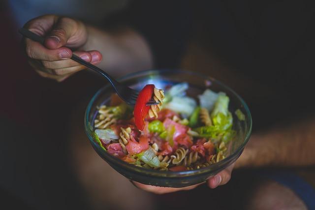 Receta de ensalada de pasta