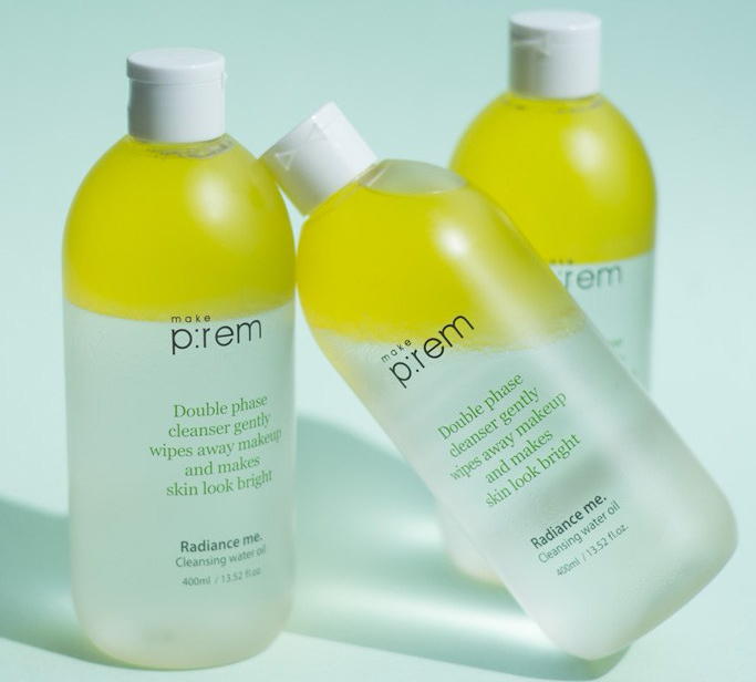Make P:rem Radiance Me Cleansing Water Oil