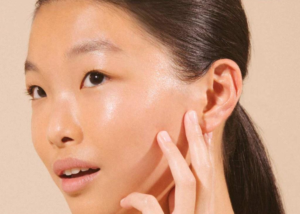Dewy Hydrated Skin