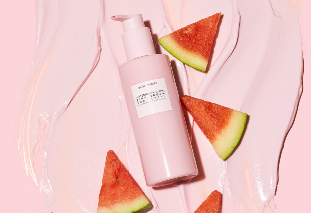 Watermelon Glow Pink Dream Body Cream