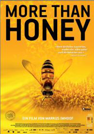 "Plakat ""More Than Honey"""