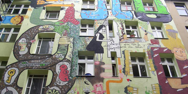 Mietshäuser Syndikat Projekt