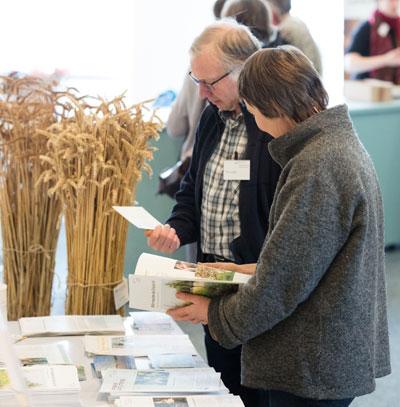 18. Saatguttagung - Mit ökologischer Pflanzenzüchtung - Mehr Qualität in der Ernährung